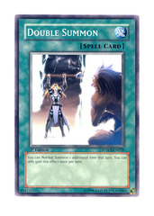 Double Summon - SDWS-EN028 - Unlimited on Ideal808
