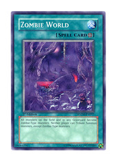 Zombie World - SDZW-EN017 - Unlimited on Ideal808