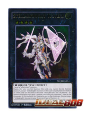 Stellarknight Triverr - NECH-EN054 - Ultimate Rare - 1st Edition