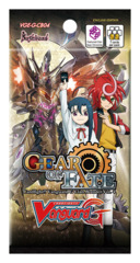 CFV-G-CB04 Gear of Fate (English) Cardfight Vanguard G-Clan Booster Pack