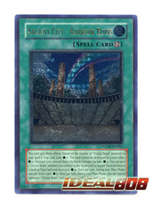 Ancient City - Rainbow Ruins - FOTB-EN045 - Ultimate Rare - 1st Edition