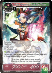 Pricia, Pursuant of Exploding Flame [TMS-088 R (Full Art)] English