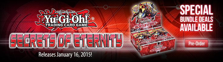 Yu-Gi-Oh! Secrets of Eternity