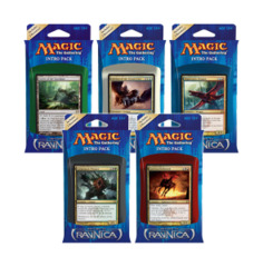 Return to Ravnica All 5 Intro Packs on Ideal808