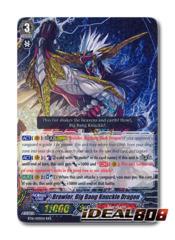 Brawler, Big Bang Knuckle Dragon - BT16/005EN - RRR
