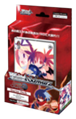 Disgaea ~Hour of Darkness~ (English) Weiss Schwarz Trial Deck