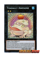 Toadally Awesome - INOV-EN052 - Secret Rare - Unlimited Edition