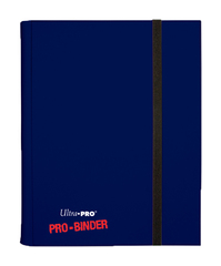 Ultra Pro Premium 9 Pocket Pro Binder - Dark Blue on Ideal808