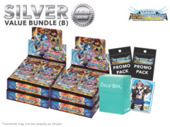 FC-Buddyfight D-BT04 Bundle (B) Silver - Get x4 Shine! Super Sun Dragon!! + FREE Bonus Items