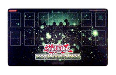 2012 Yugioh ZeXal Extravaganza Green Playmat on Ideal808