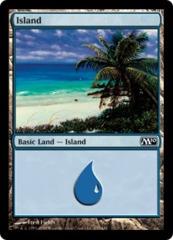 Island (237) - Foil on Ideal808