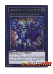 Superdimensional Robot Galaxy Destroyer - REDU-EN044 - Ultimate Rare - Unlimited Edition