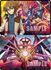 Bushiroad Cardfight!! Vanguard Power Boost Marker - Toshiki Kai (The Overlord blaze Legend Deck)