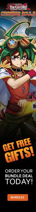Yu-Gi-Oh! Crossed Souls Bundles