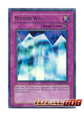 Mirror Wall - RP02-EN007 - Ultra Rare - Unlimited Edition
