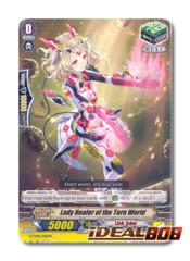Lady Healer of the Torn World - G-TD05/018EN - TD (common ver.)