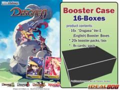 Disgaea ver.E (English) Weiss Schwarz Booster Case (16 Boxes) * PRE-ORDER Ships Jun.24
