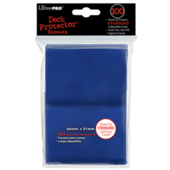 Ultra Pro Large Sleeves 100ct. - Blue on Ideal808
