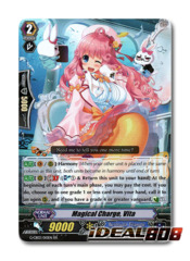 Magical Charge, Vita - G-CB03/010EN - RR