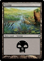 Swamp (292) - Foil on Ideal808