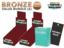 FC-Buddyfight D-BT02A Bundle (A) Bronze - Get x2 Four Dimensions Alternate Booster Box + FREE Bonus Items