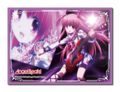 Angel Beats [Yui] Vol.135 Large Sleeves (60ct)