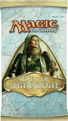 Scars of Mirrodin Booster Pack on Ideal808