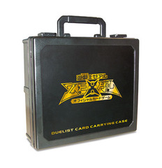 ZeXal Logo Black Card Carrying Case on Ideal808