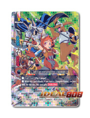 Magical Beast Tamer, Kazane [H-EB04/0003EN RRR (FOIL)] English