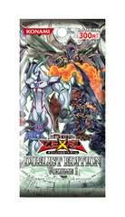 Yugioh Duelist Edition 1 Booster Pack (JPN) on Ideal808