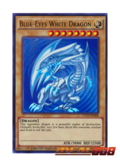 Blue-Eyes White Dragon - CT13-EN008 - Ultra Rare
