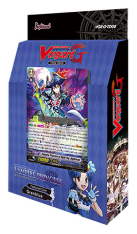 CFV-G-TD08 Vampire Princess of the Nether Hour (English) G-Trial Deck