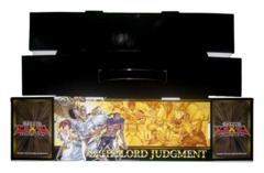 Yugioh Duelist Set Lightlord Judgment Storage Box