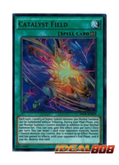 Catalyst Field - INOV-EN059 - Ultra Rare - Unlimited Edition
