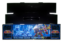 Yugioh Duelist Set Machine-Gear Troopers Storage Box
