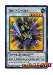 Goyo Chaser - HSRD-EN038 - Ultra Rare - 1st Edition