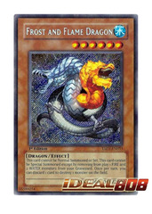 Frost and Flame Dragon - Secret - TAEV-EN033 (Unlimited) on Ideal808