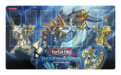 Realm of the Sea Emperor Structure Deck Playmat (Poseidra, the Atlantean Dragon & Dragoons)