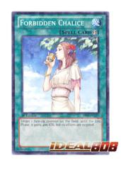 Forbidden Chalice - BP02-EN155 - Mosaic Rare - 1st