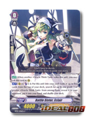 Battle Sister, Eclair - BT07/096EN - C