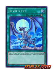 Silver's Cry - DPRP-EN030 - Super Rare - 1st Edition