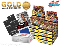 FC-Buddyfight D-CBT01 Bundle (C) Gold - Get x8 Dragon Fighters Climax Booster Box + FREE Bonus