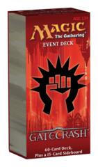 Gatecrash Event Deck: Boros: Rally and Rout on Ideal808