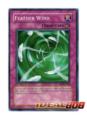 Feather Wind - Common - EEN-EN058 (1st Edition) on Ideal808