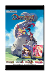 Disgaea ver.E (English) Weiss Schwarz Booster Pack