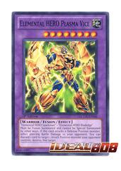 Elemental HERO Plasma Vice - LCGX-EN066 - Common - 1st Edition