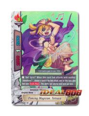 Dancing Magician, Tetsuya - BT03/0018EN (RR) Double Rare