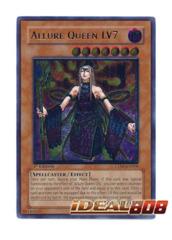 Allure Queen LV7 - CDIP-EN008 - Ultimate Rare - Unlimited Edition