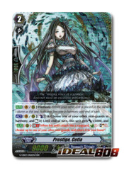 Prestige, Cetia - G-CB03/006EN - RRR
