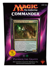 Commander 2015: Plunder the Graves (Black/Green) feat. Meren of Clan Nel Toth